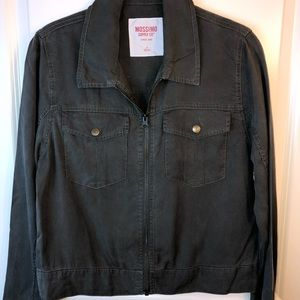 Green Light Weight Jacket Mossimo